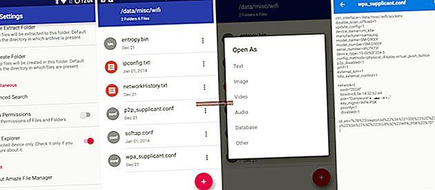Cum să vizualizați parola Wi-Fi pe un telefon Android?