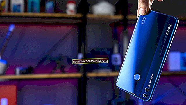 Bagaimana menetapkan semula Honor atau Huawei ke tetapan kilang?