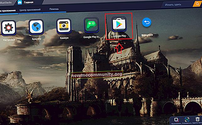 Bagaimana untuk mematikan kemas kini aplikasi di Android?