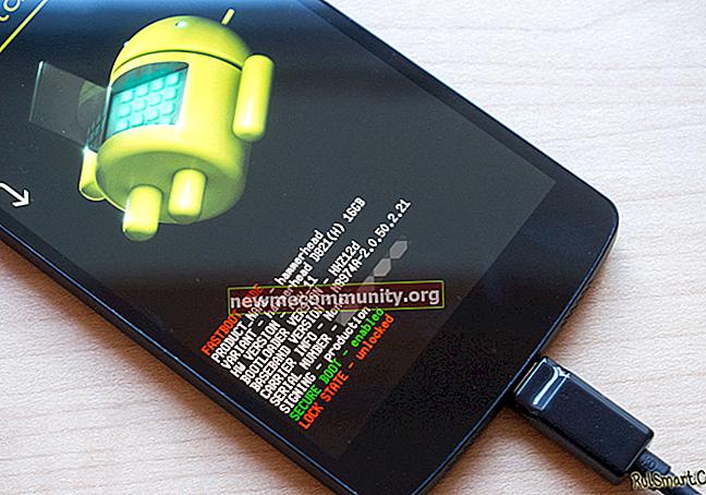 Fastboot pada Xiaomi: apa itu?