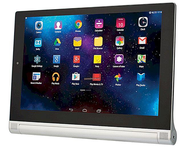 Tablet Lenovo 7-inci