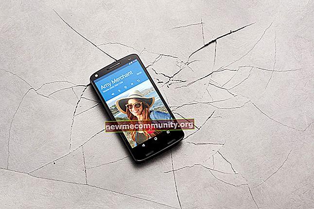 Moto X Force smartphone anti pecah