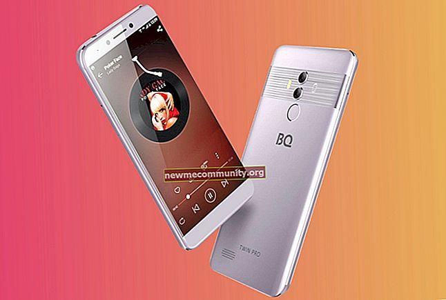 Telefon pintar Motorola terbaik: semua model dengan harga dan gambar