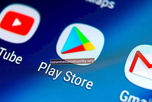 Bagaimana untuk keluar dari Play Store di Android dari akaun anda?