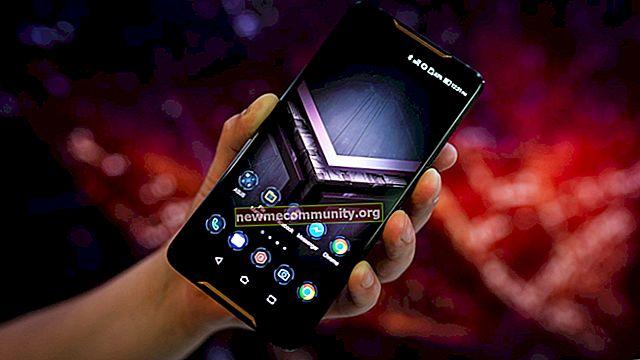 Smartphone dengan RAM 8GB pada tahun 2018