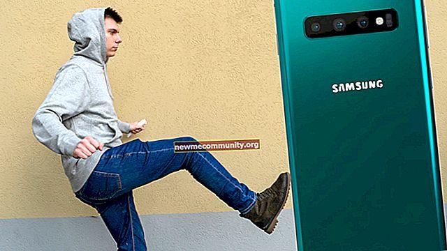 Bagaimana untuk mematikan kunci skrin pada telefon pintar Samsung?