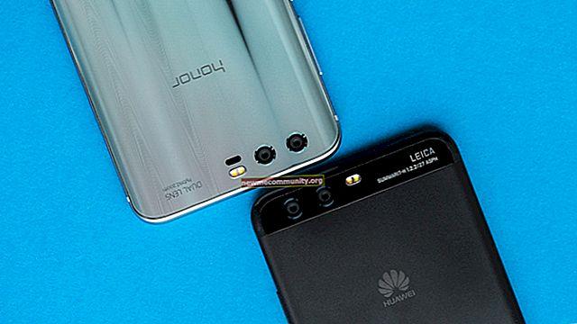 Honor dan Huawei: adakah mereka syarikat yang sama? Apakah perbezaannya?