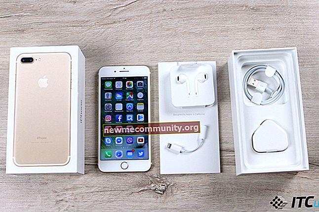 Apa yang ada dalam pakej iPhone 7 dan 7 Plus?
