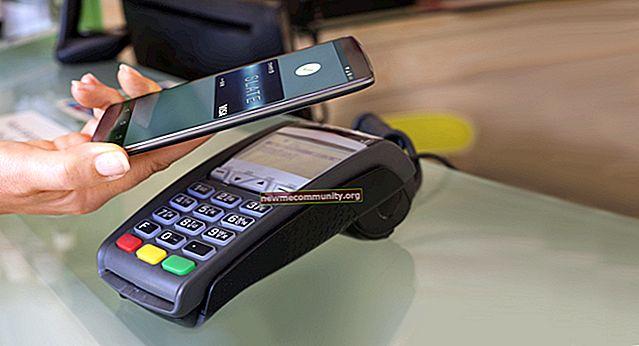 Apa itu NFC di smartphone dan bagaimana cara menggunakannya?
