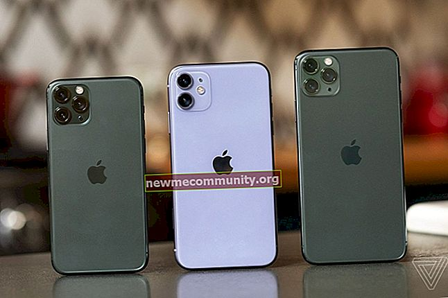iPhone 11 Pro (iPhone 11 Pro) și iPhone 11 Pro Max (iPhone 11 Pro Max): specificații