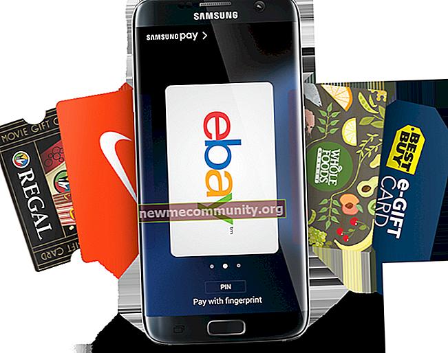 Samsung Pay di Rusia: apa itu?