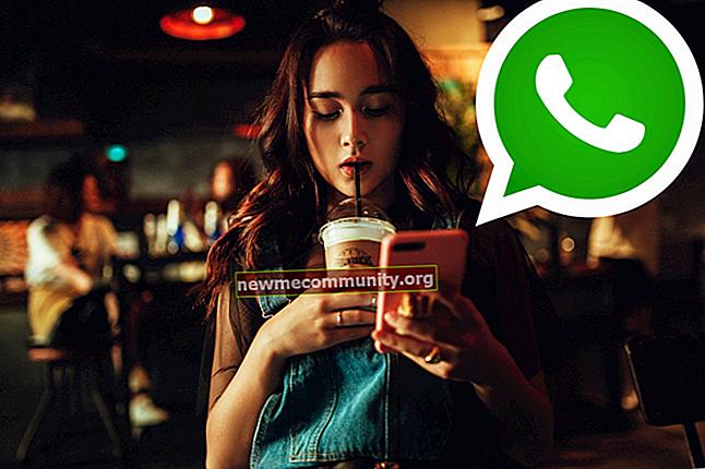 Bagaimana cara memblokir kontak (orang) di WhatsApp di ponsel Android?