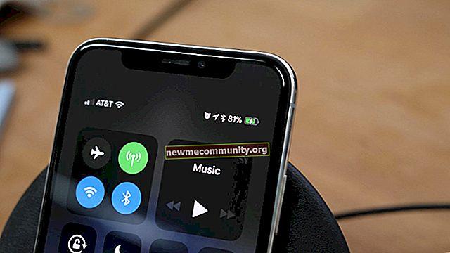 Bagaimana mengaktifkan peratusan pengecasan pada Samsung?