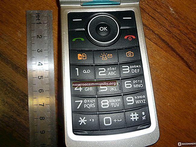 Bagaimana cara memasang nada dering SMS di ponsel Samsung?
