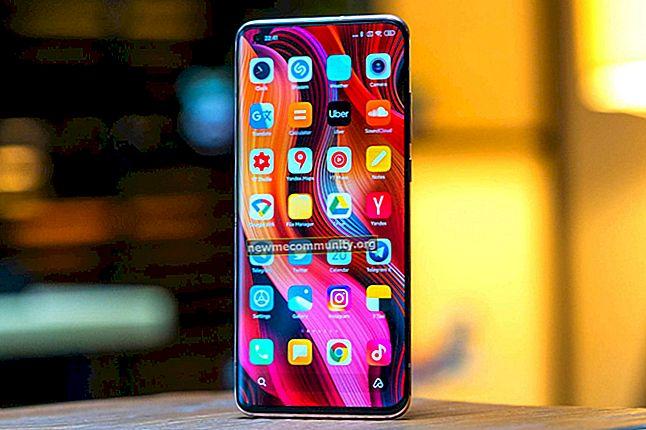 Ponsel cerdas baru di tahun 2020: peringkat kami