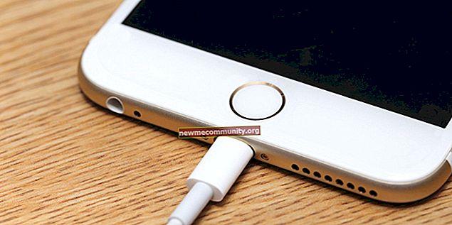 Bagaimana cara mengisi baterai ponsel / smartphone baru dengan benar?