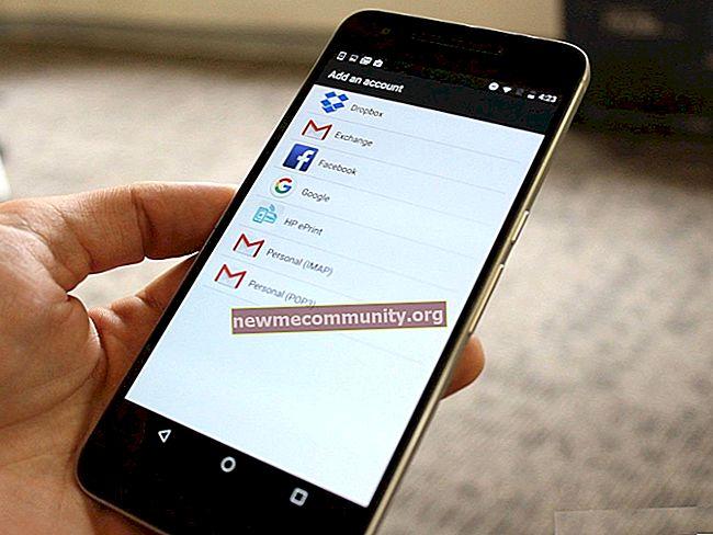 Bagaimana cara keluar dari akun Google di Android?