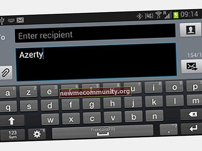 Bagaimana cara mengganti bahasa di keyboard ponsel Android?