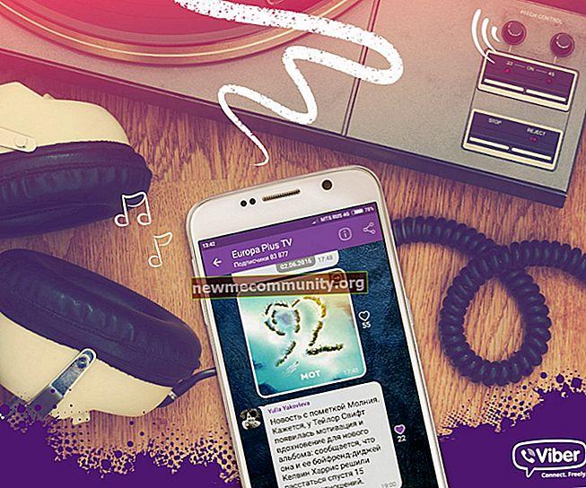 Bagaimana cara memperbarui Viber di ponsel / smartphone Android?