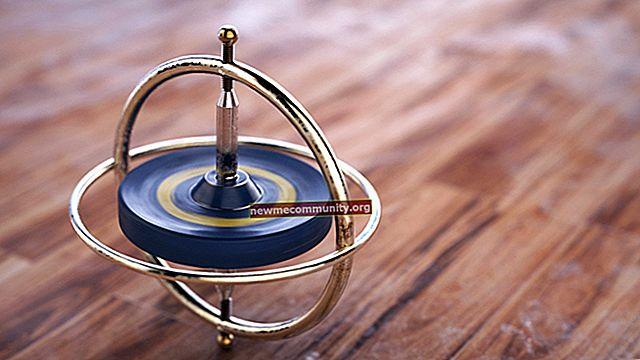 Apa itu giroskop di telepon dan untuk apa?