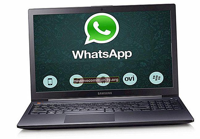 Bagaimana cara menginstal WhatsApp di tablet atau ponsel?