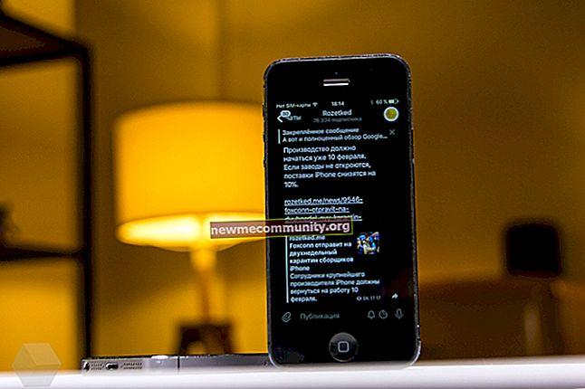 iPhone 5s dan 6 tanpa Touch ID: apa itu?
