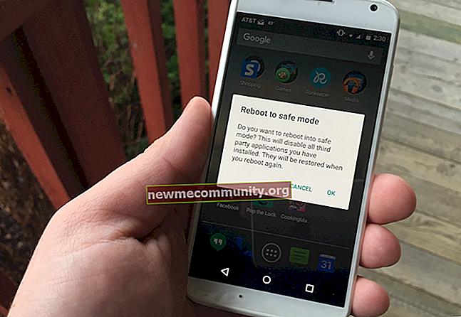 Bagaimana cara menonaktifkan Safe Mode di ponsel Samsung?