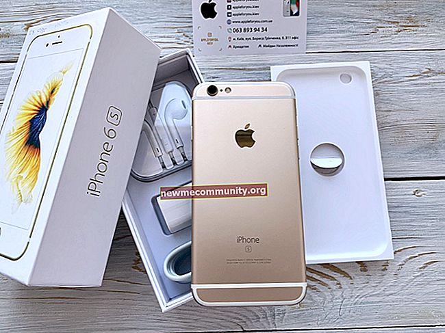 Berapa inci ukuran layar iPhone?