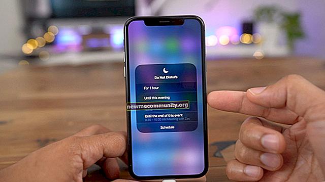 Bagaimana cara menghidupkan lampu pemberitahuan pada telefon Android?