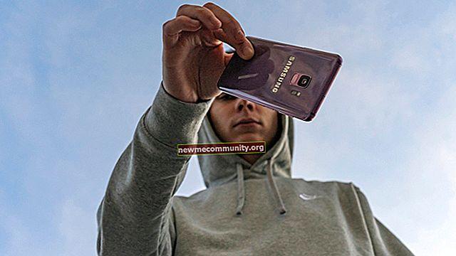 Bagaimana cara membuang akaun Samsung dari telefon?