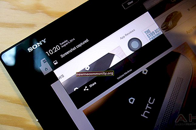 Cara mengambil tangkapan skrin pada Samsung: pelbagai cara