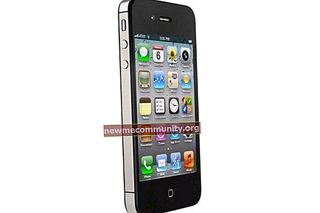 Apa perbedaan antara iPhone 4 dan iPhone 4s?