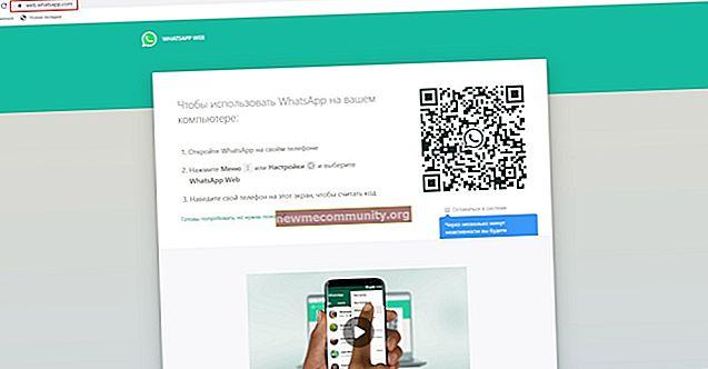 Bagaimana untuk mengemas kini WhatsApp pada telefon Android?