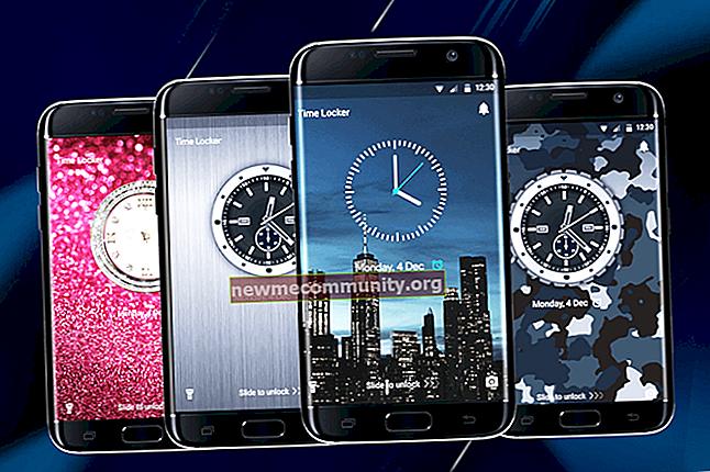 Bagaimana cara menetapkan jam dan tarikh pada telefon Android?