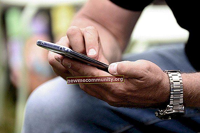 Apa kode NCK di telepon / smartphone?