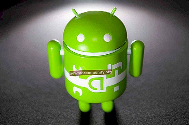 Sådan deaktiveres udviklertilstand på Android?