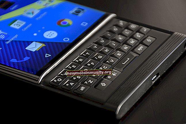 Trykknaptelefoner med qwerty-tastaturer