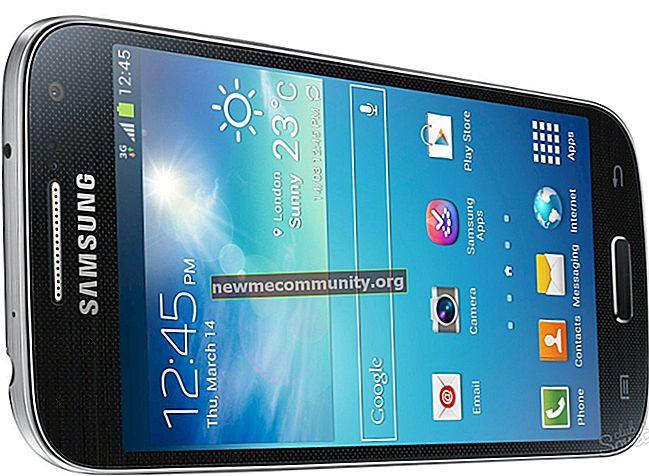 Bagaimana cara menambahkan nombor ke senarai hitam pada telefon Android?