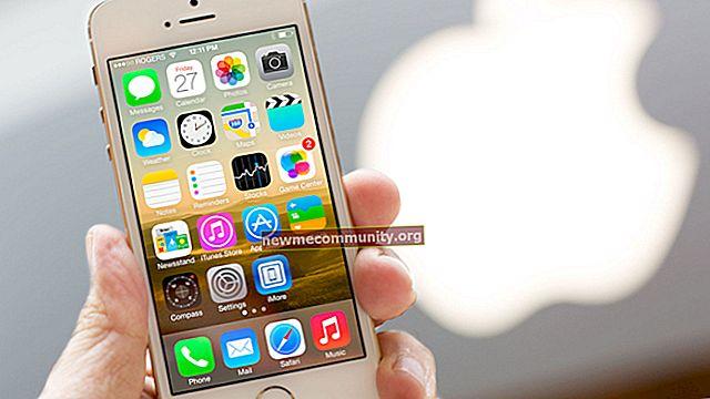 Apakah perbezaan antara iPhone 5 dan 5s?