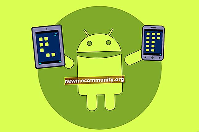 Bagaimana cara menghapus pembaruan aplikasi di Android?