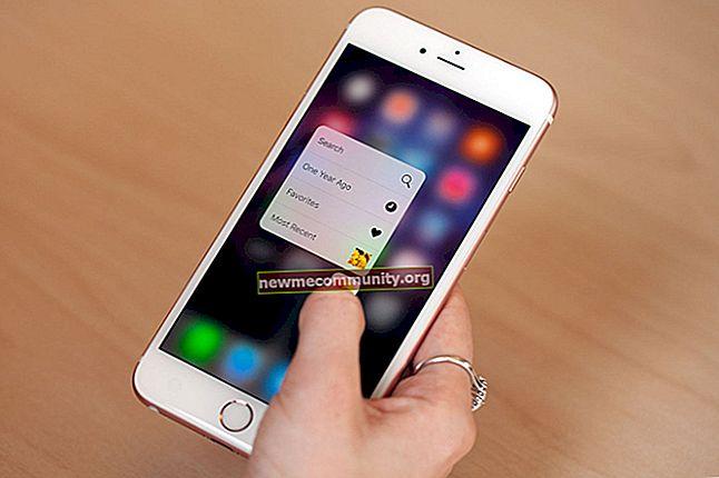 Bagaimana cara me-restart iPhone 7 dan iPhone 7 Plus?
